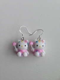 Hello Kitty oorbellen 41