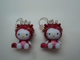 Hello Kitty oorbellen 32