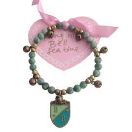 Armband Ring My Bell Sea Blue