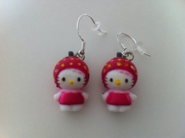 Hello Kitty oorbellen 7