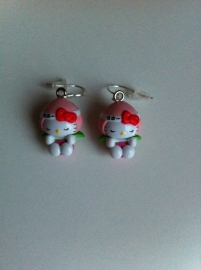 Hello Kitty oorbellen 11
