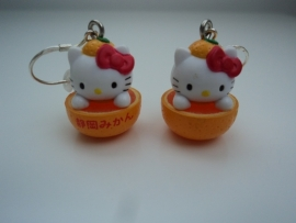 Hello Kitty oorbellen 22
