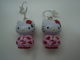Hello Kitty oorbellen 33