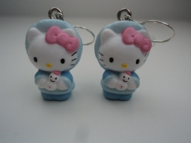 Hello Kitty oorbellen 34