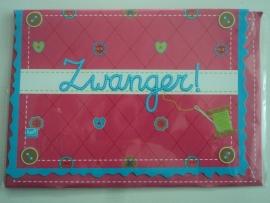 Lief! kaart Zwanger! 22