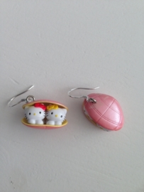 Hello Kitty oorbellen 42