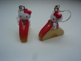 Hello Kitty oorbellen 28