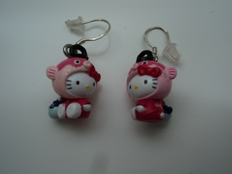Hello Kitty oorbellen 20