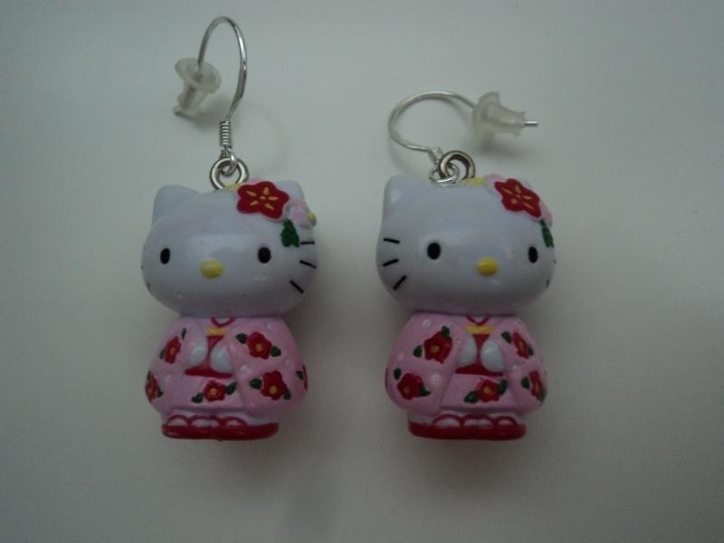 Hello Kitty oorbellen 33