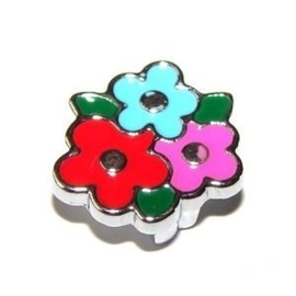 FS31. Slider flowers 8 mm