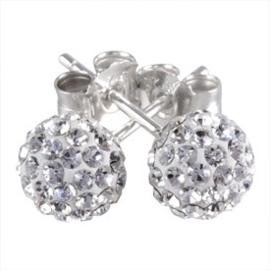 Zilveren SilveRado zirkonia oorknoppen | RSR018