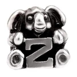 Alfabet bedel SilveRado Kids - Letter Z SRK026