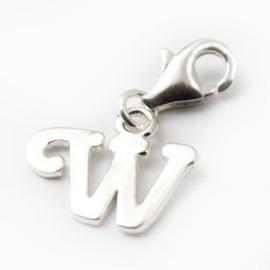 Charm bedel - letter W