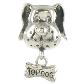 Pandora style bedel - top dog Z290