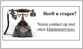 Contact / Retourformulier