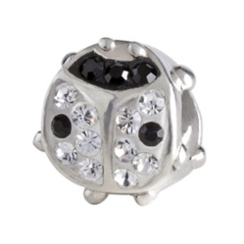 Kids bedel SilveRado - Lady Bird Bling White | BK010-1-0