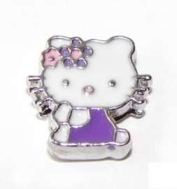 FS18. Kitty Slider Dress Purple 8mm