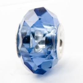 Larenza - glasbedel blauw | DHZ467