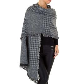 Sjaal/omslagdoek van Holala Grey