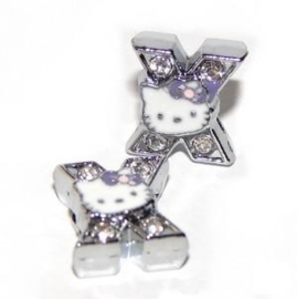 Hello Kitty letter slider | X