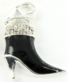 Charm bedel > Zwarte schoen | HC062