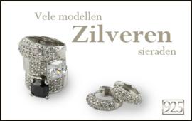 NU -40% Zilveren Sieraden