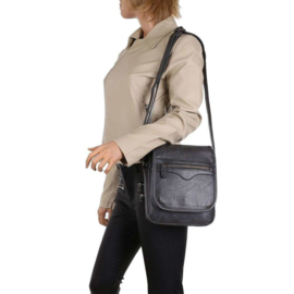 Steilvolle Dames schoudertas (TA-1550-648-grey)