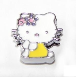 FS15. Kitty Slider Dress Yellow 8mm