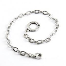 Charm schakel ketting 45 cm | WR0145-45