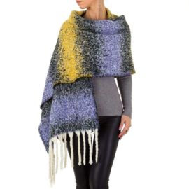 Sjaal van Holala purple