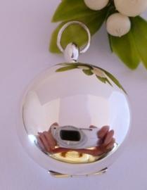 Zilveren Medaillon 2,7 cm | 2086