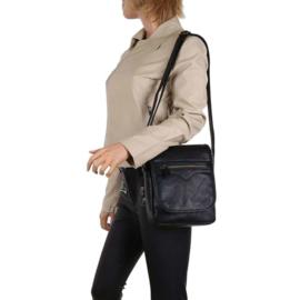 Steilvolle Dames schoudertas (TA-1550-648-black)