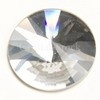 swarovski platte steen xylion 2006 12mm kleur crystal