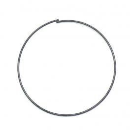 DQ metaal spang voor tunnelbuisleer (B05-043-ST) 1 stuk