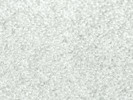 MR11-0160 Miyuki Rocailles 11/0 - 10 gram - kleur crystal luster