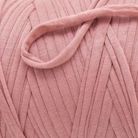 Gipsy koord - licht elastisch textielgaren - ongeveer 20mm breed - lengte 1m - kleur full nude (GIPSY B-13)
