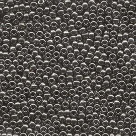 MR8-0190 Miyuki Rocailles 8/0 - 10 gram - kleur nickle plated
