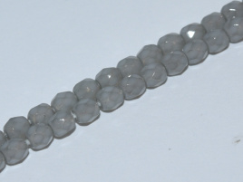 FPB 4mm col. 00030/37435 - 30 kralen - kleur Crystal Opal Grey
