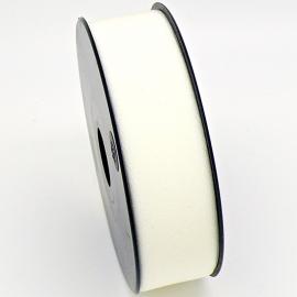 elastisch IBIZA lint 30mm breed - lenge 1 meter - kleur ivoor (BIL30-02)