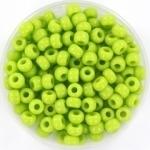 MR6-0416 Miyuki Rocailles 6/0 - 10 gram - kleur Opaque Chartreuse