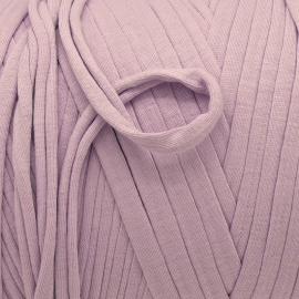 Gipsy koord - licht elastisch textielgaren - ongeveer 20mm breed - lengte 1m - kleur light lavender (GIPSY B-18)