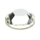 swarovski platte steen SS30 7 mm crystal