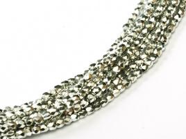FPB 2mm kleur Crystal Labrador Full  - 00030/2700 - circa 150 kralen