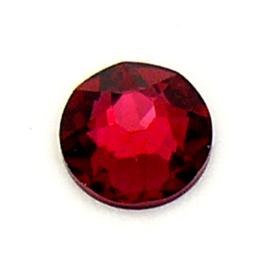 swarovksi platte steen SS34 - ruby