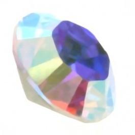 swarovski diepe puntsteen ss47 10,5mm crystal AB