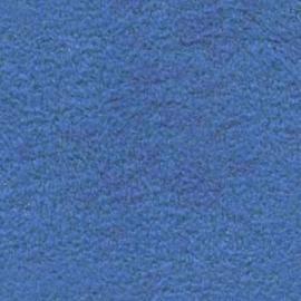 Ultra Suede vel maat 21.5x21.5 cm - kleur jazz blue (OAC-454)