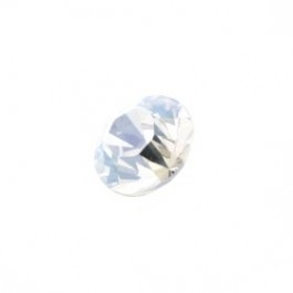 swarovski puntsteen SS39 8,5mm crystal silver shade