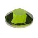swarovski platte steen SS30 7 mm olivine