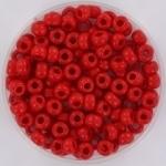 MR6-0408 Miyuki Rocailles 6/0 - 10 gram - kleur Opaque Red