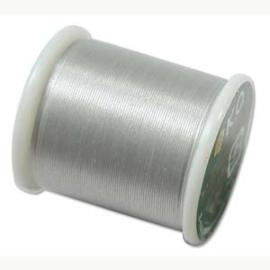 KO draad kleur light grey - rol 50m (no. 04GY)